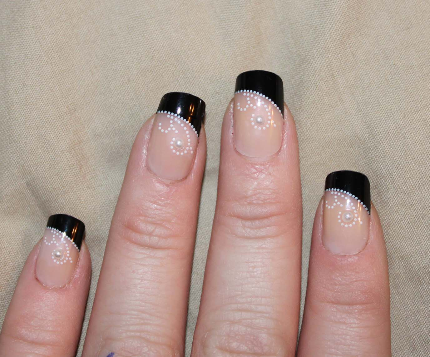 Fake Nails From Claire's