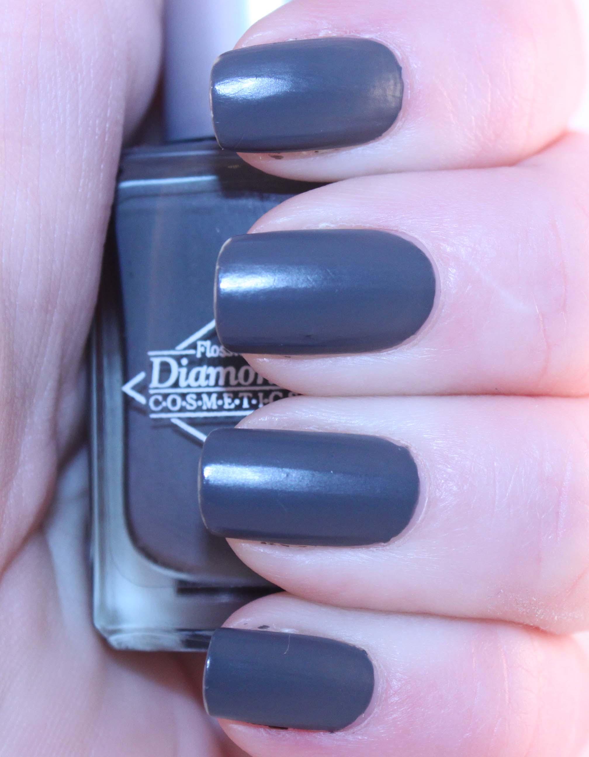 Diamond - Matte Smoke