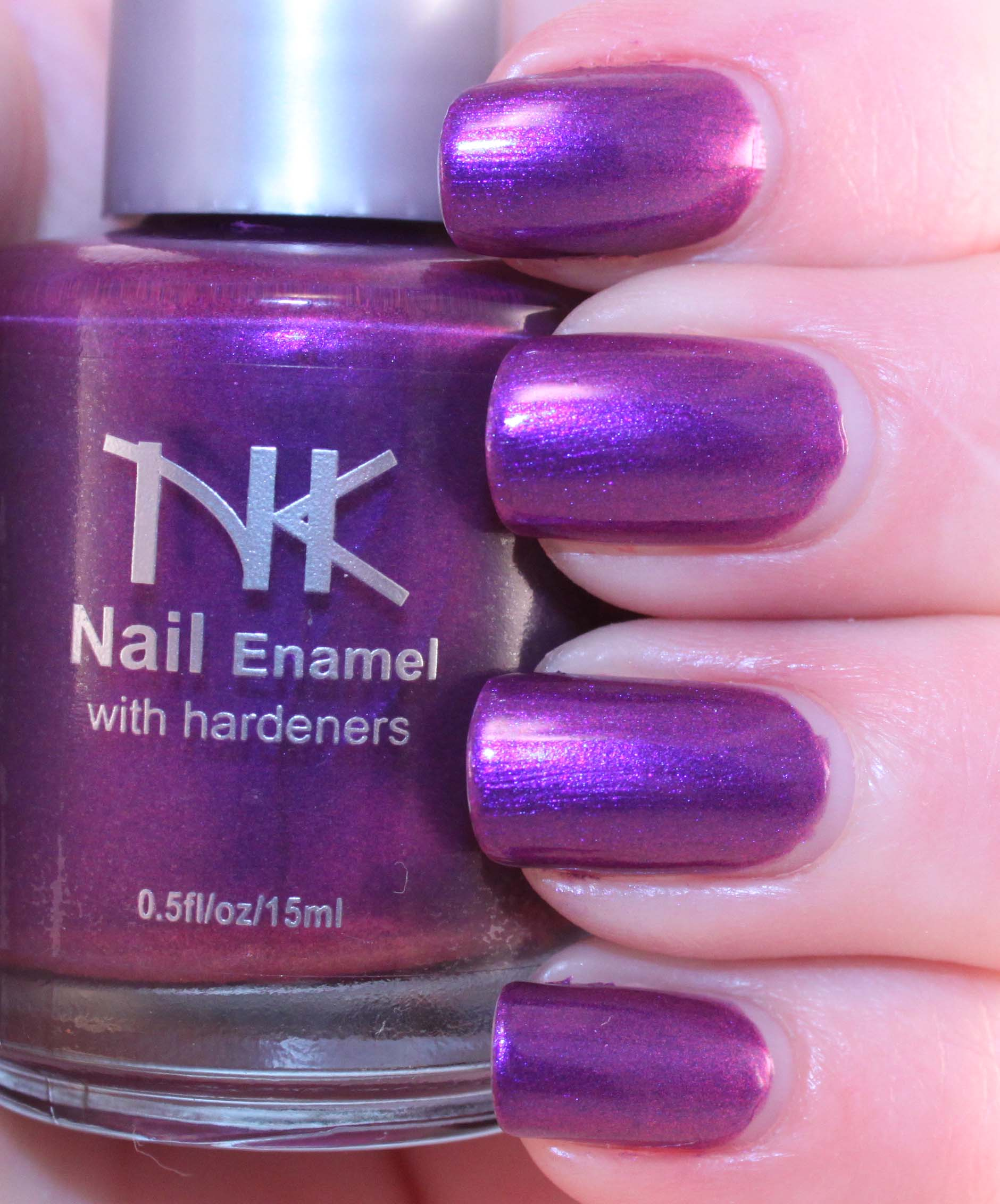 NK – Purple | My Latest Obsession
