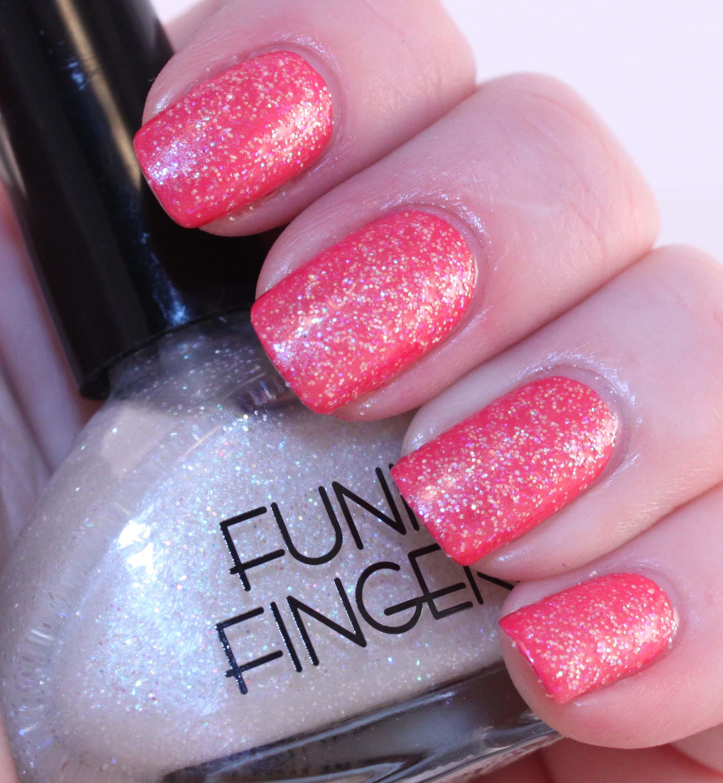 Funky Finger Nail Polish - Best Nail 2018