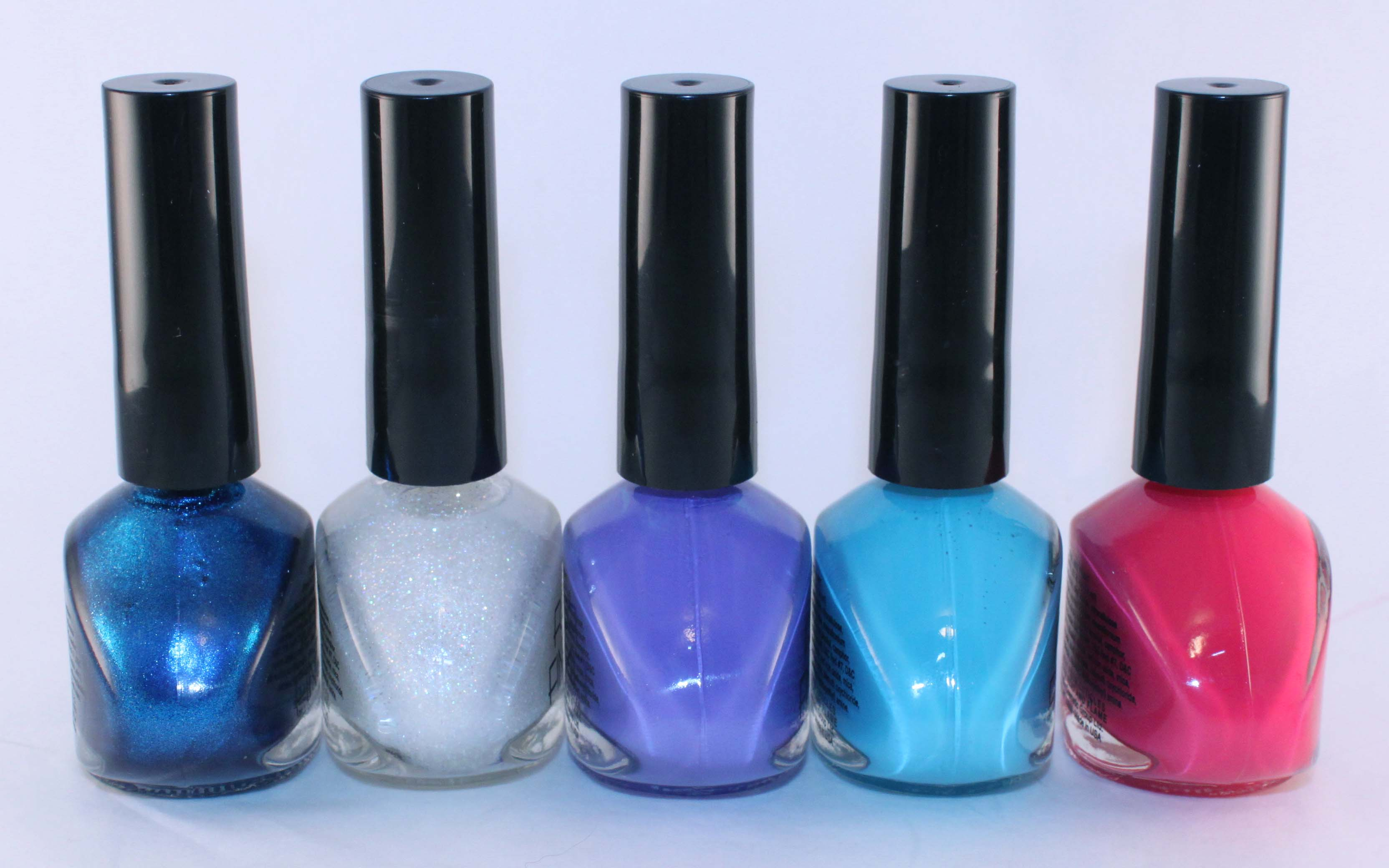 Funky Fingers Alice In Wonderland collection! | My Latest Obsession