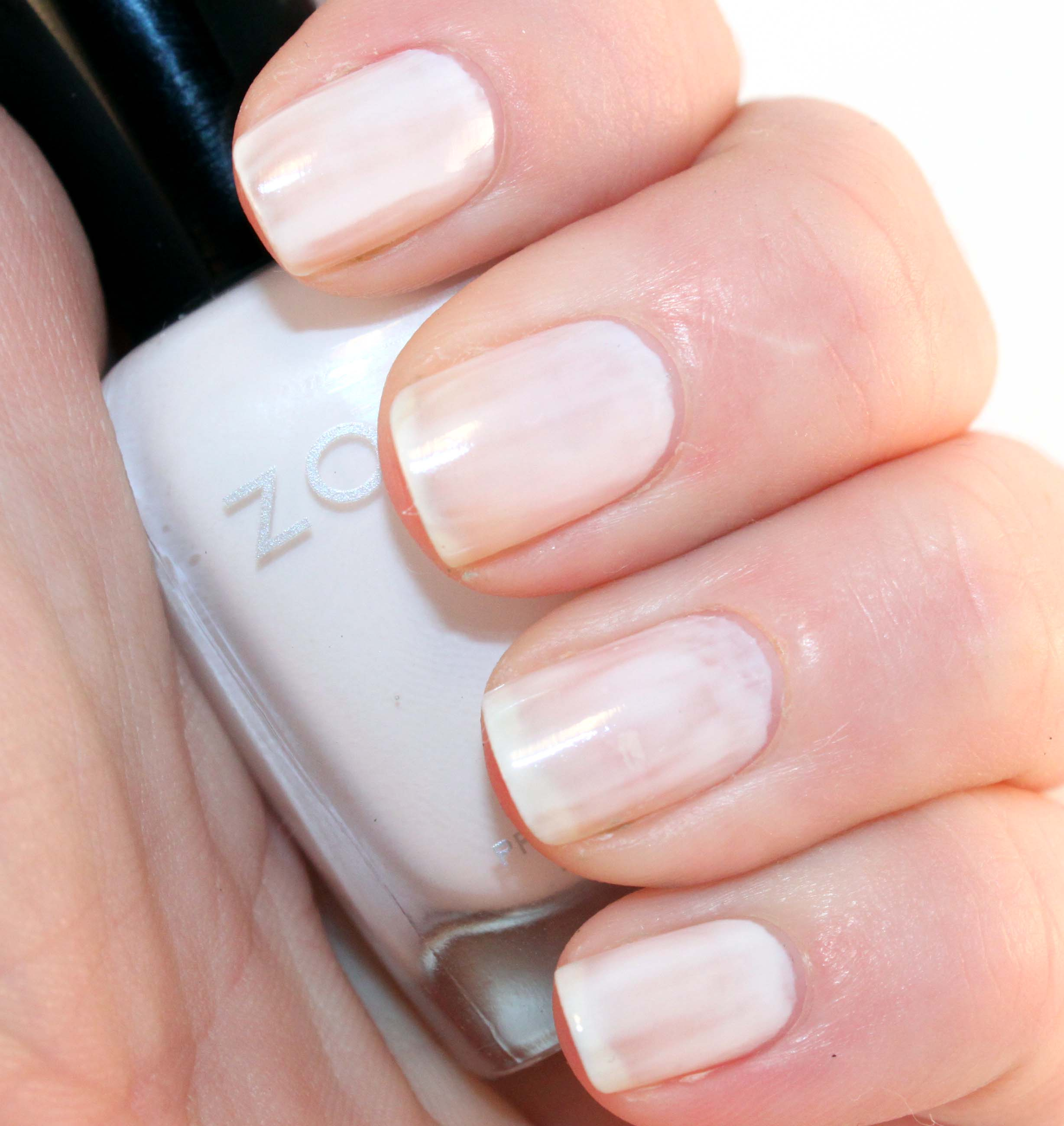 Zoya - Snow White 1 coatZoya Snow White