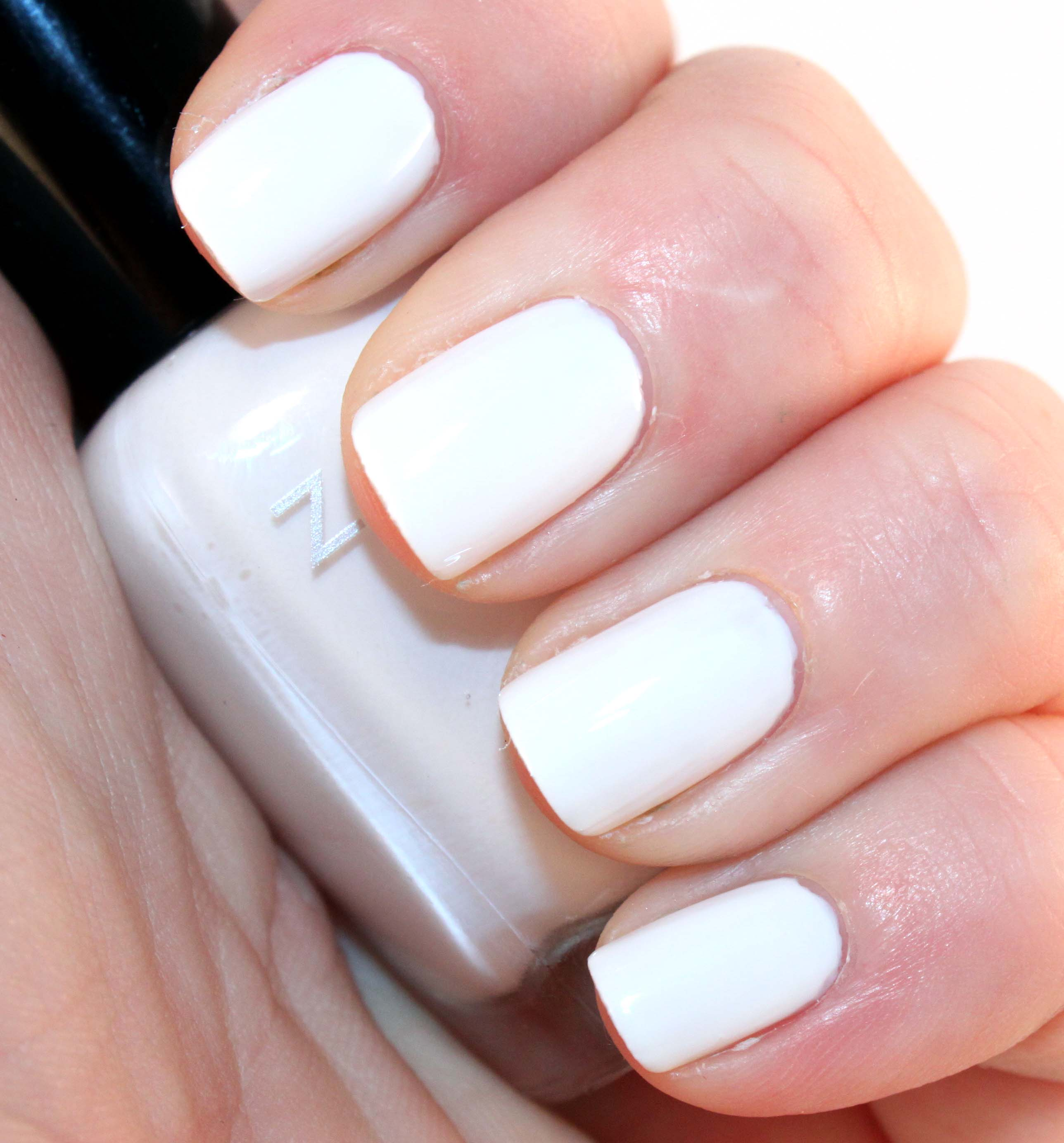Zoya - Snow WhiteZoya Snow White