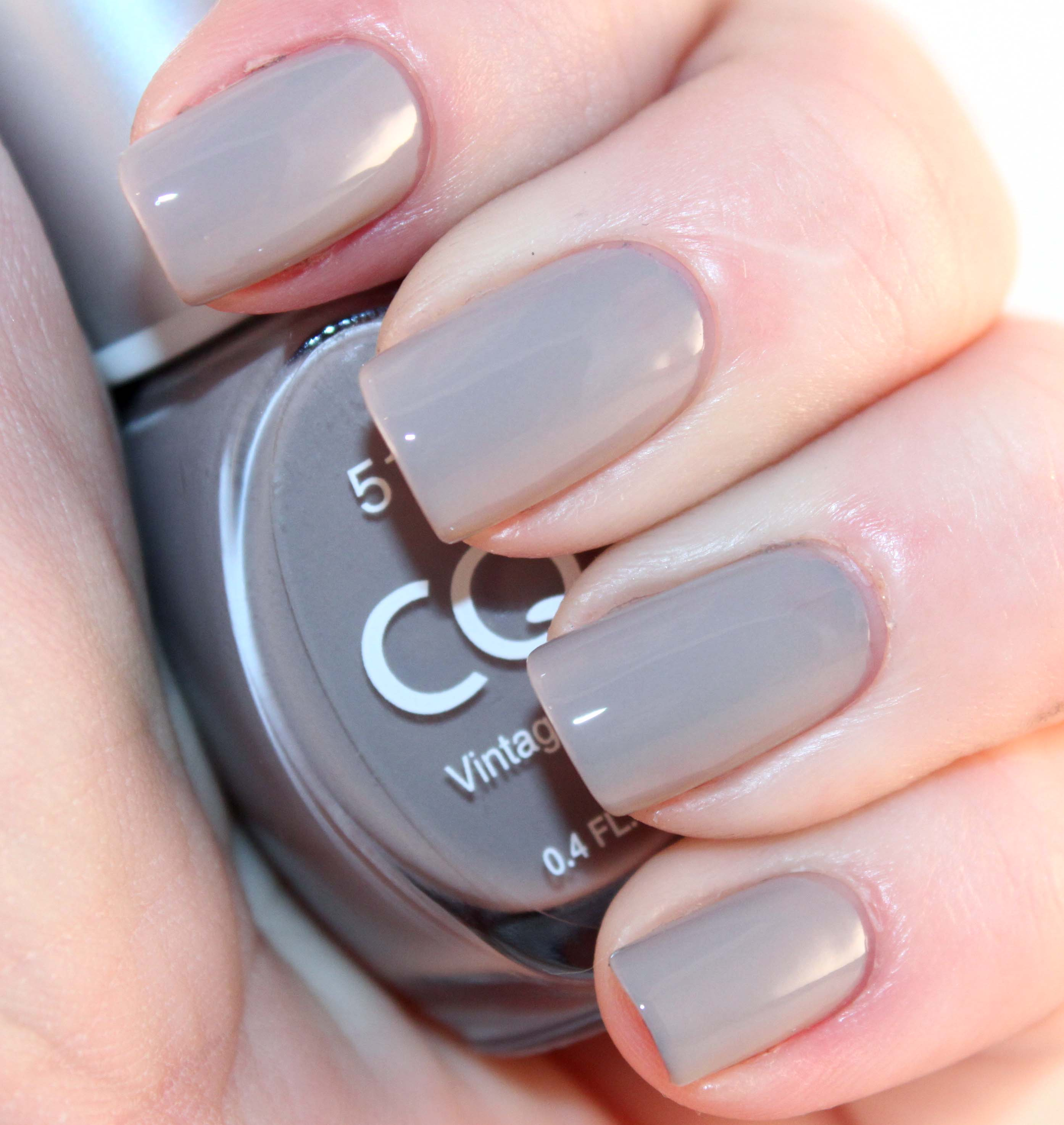 CQ – Vintage Gray | My Latest Obsession