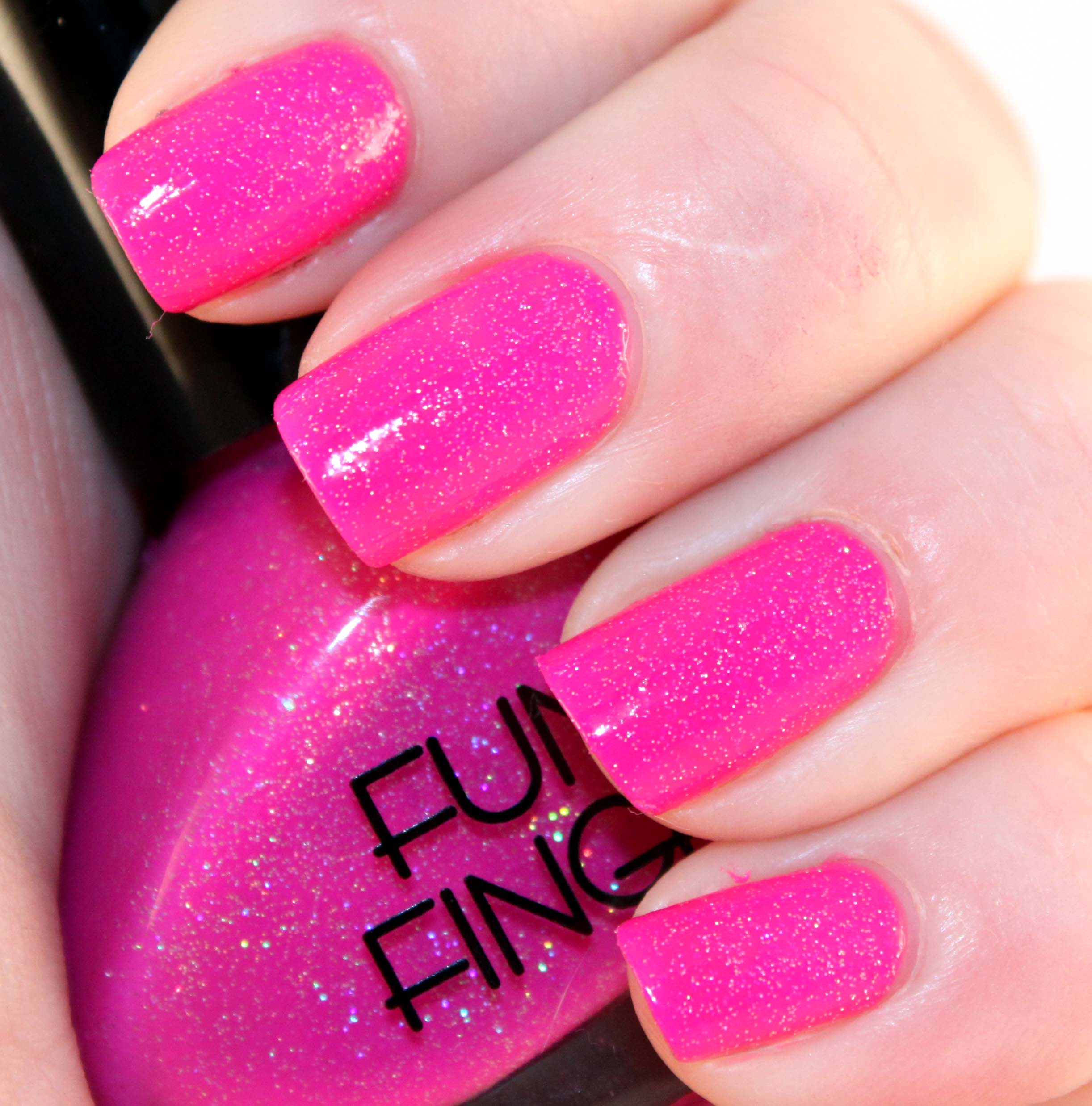Funky Fingers – Gaga Glitter | My Latest Obsession