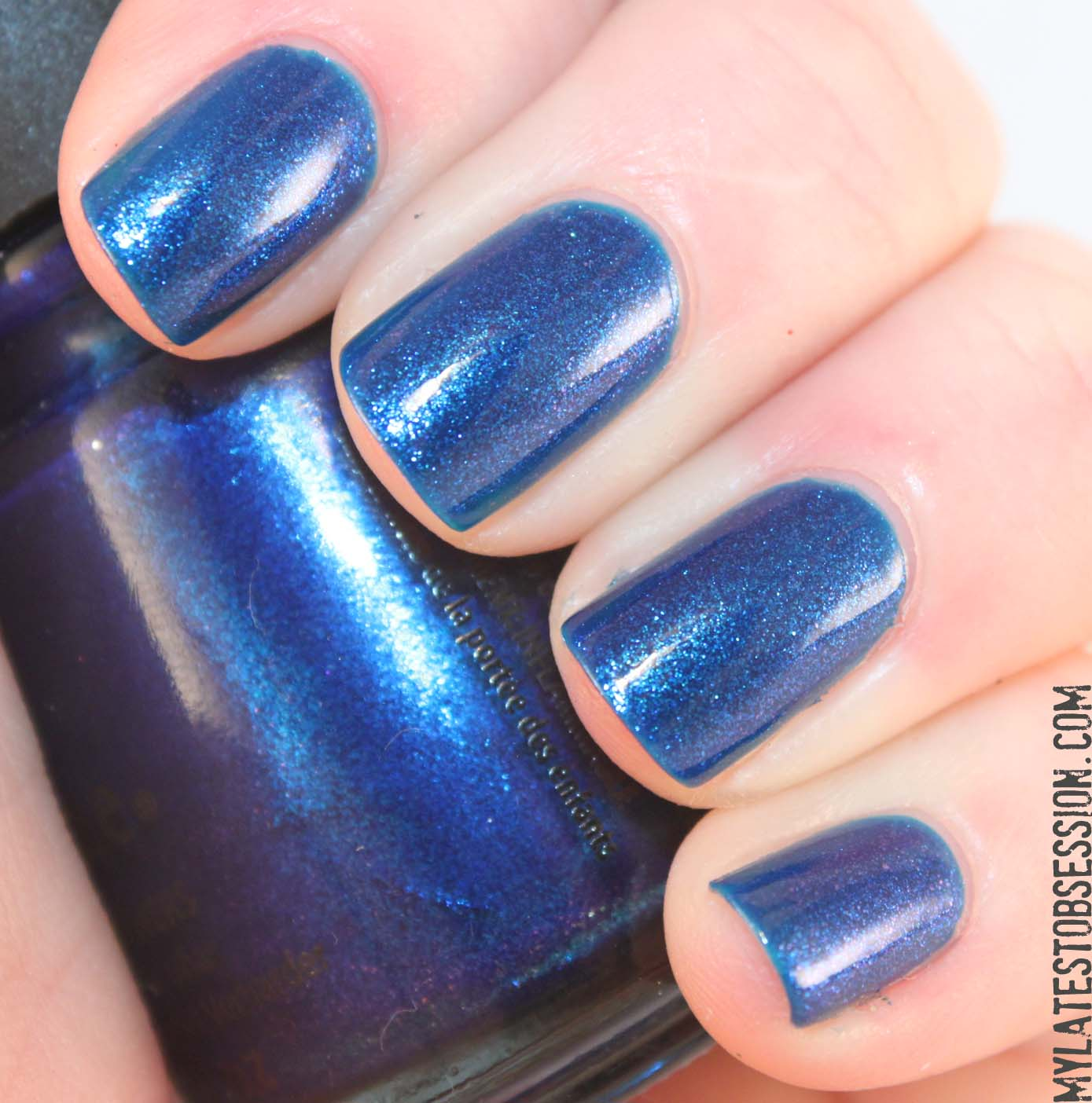 china glaze let it snow collection | my latest obsession