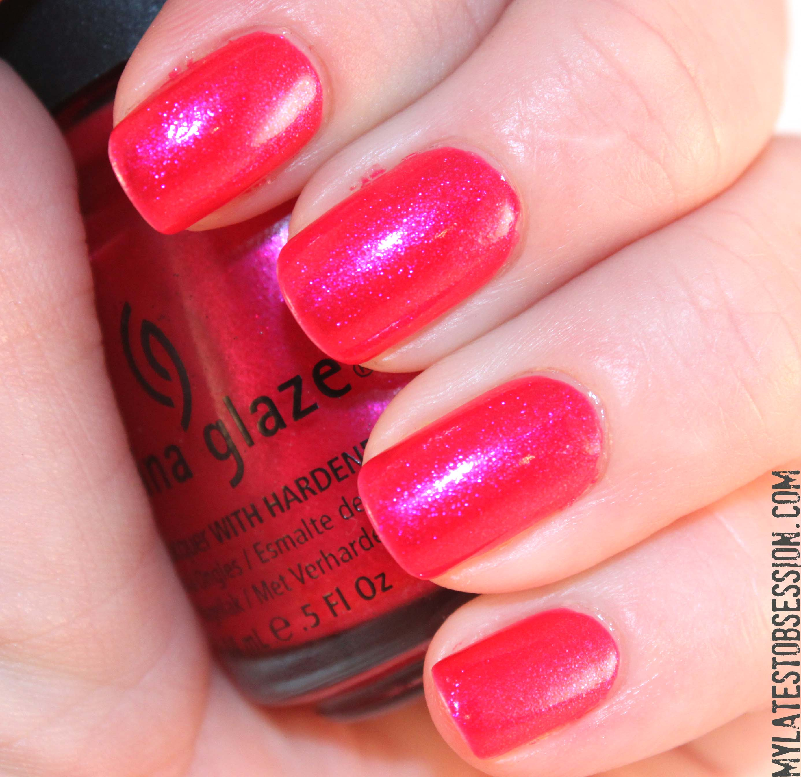 China Glaze - 108 Degrees