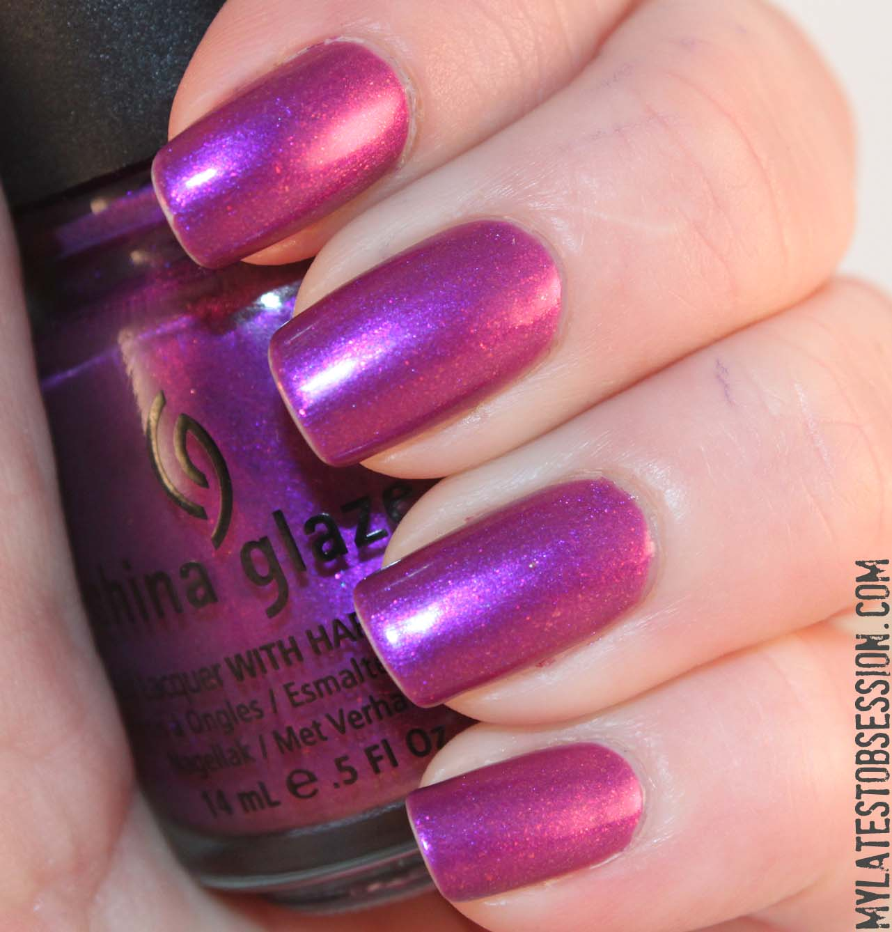China Glaze - Senorita Bonita