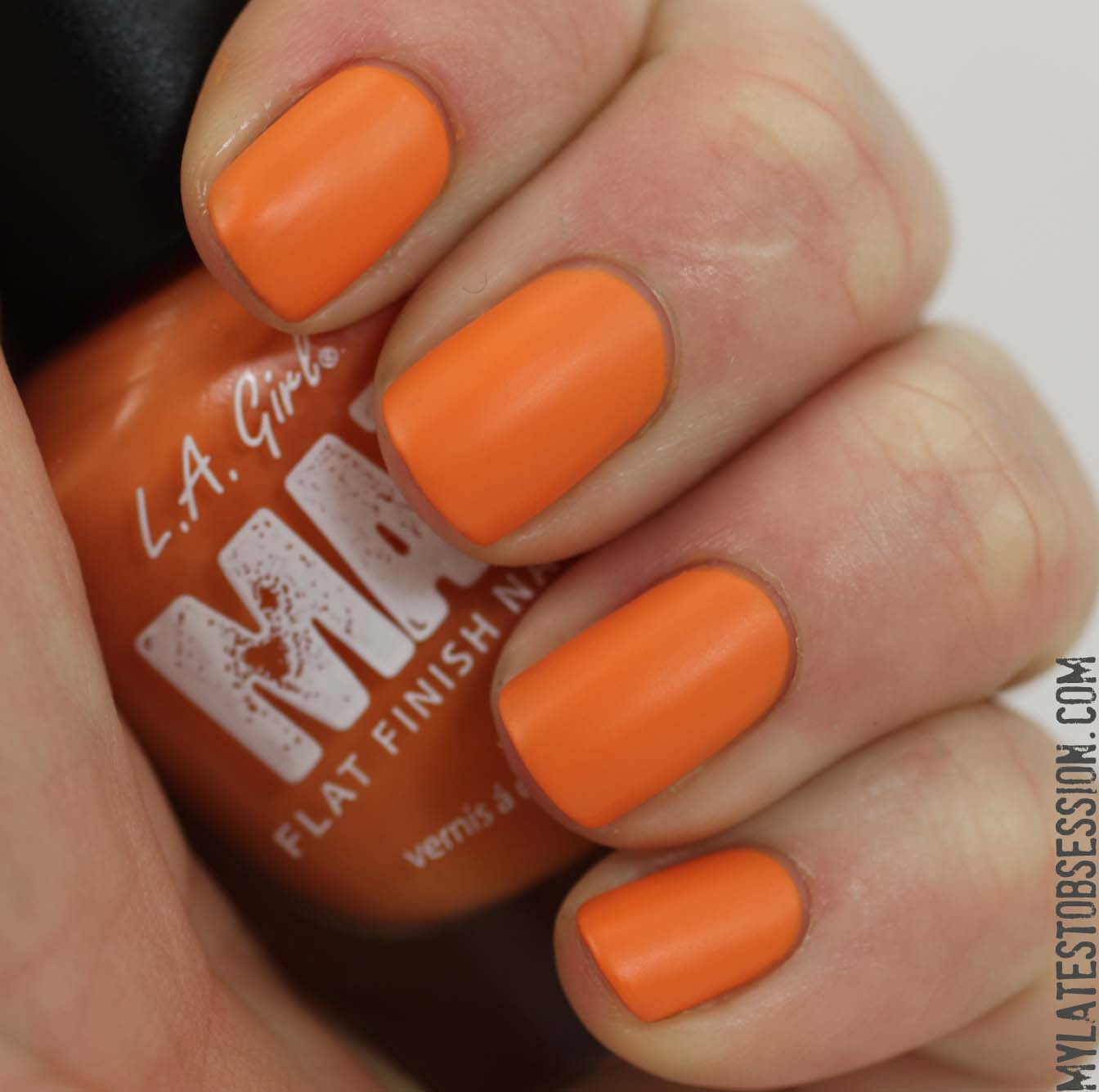 LA Girl - Matte Orange