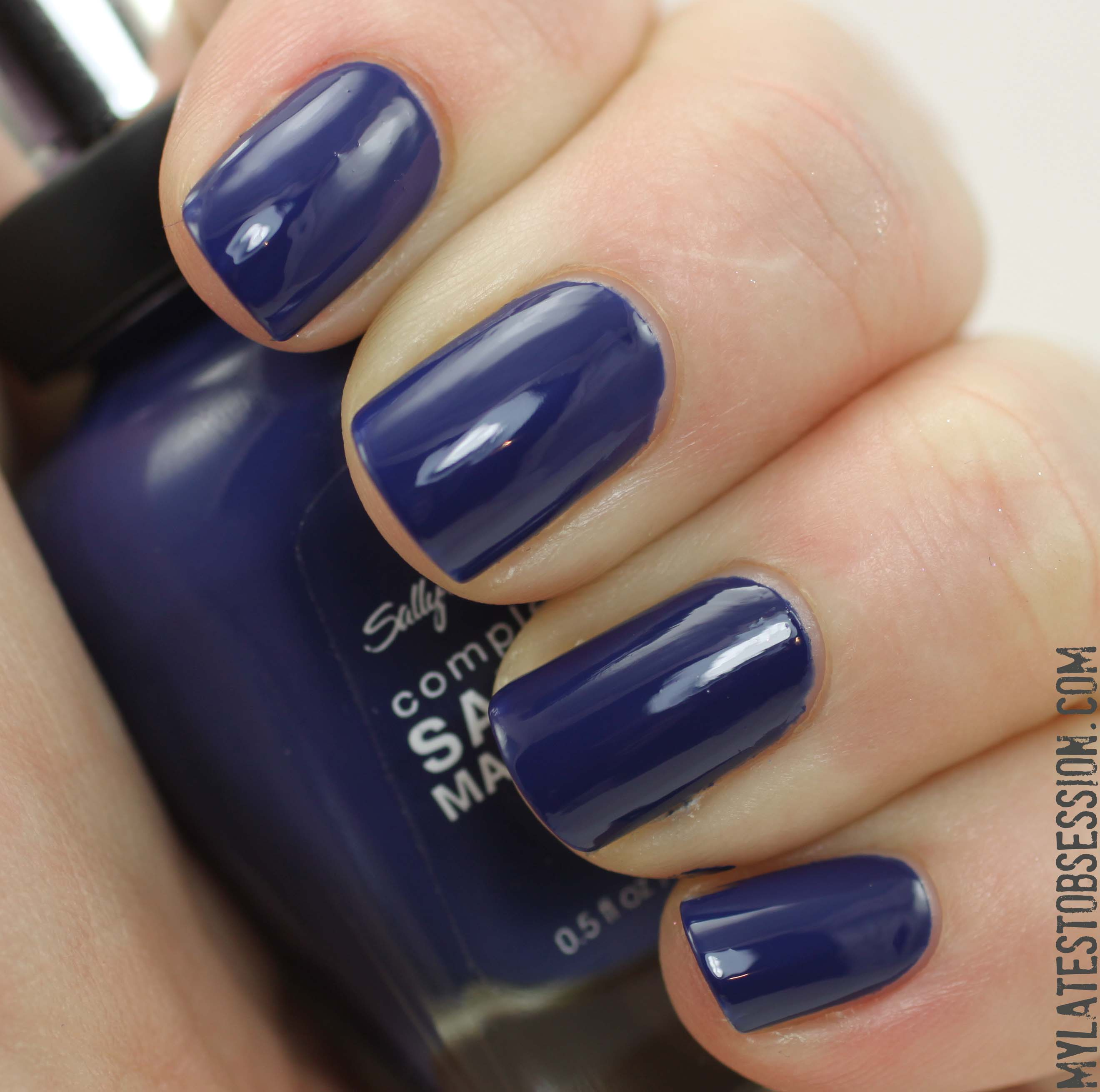Sally Hansen - Thinking of Blue