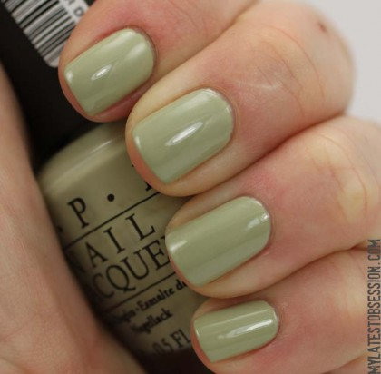 OPI - Where's My Bikini Top